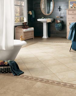 Tile Flooring In Schenectady NY Sales Installation - How to replace bathroom tile floor